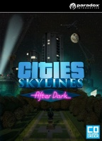 Paradox Interactive Cities Skyline: After Dark DLC PC Game Photo
