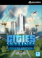Paradox Interactive Cities: Skyline - Deluxe Edition PC Game Photo