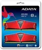 ADATA XPG Z1 8GB DDR4-2800 1.2V 288-Pin Memory - CL17 Photo