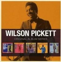 Rhino Wilson Pickett - Original Album Series Photo