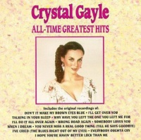 Crystal Gayle - All-Time Greatest Hits Photo