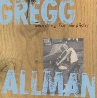 Sony Gregg Allman - Searching For Simplicity Photo