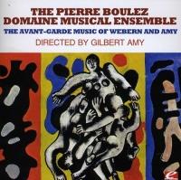 Pierre Boulez Domaine Musical Ensemble - Avant-Garde Music of Webern and Amy Photo