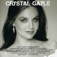 Crystal Gayle - Icon Photo