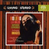 Ravel / Debussy / Bso / Munch - Bolero / La Valse / Rapsodie Espanole Photo