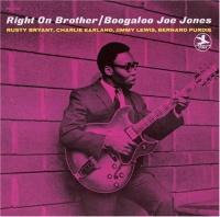 Joe Boogaloo Jones - Right On Brother Photo