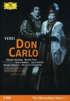 Deutsche Grammophon Verdi / Domingo / Freni / Bumbry / Mooc / Levine - Don Carlo Photo