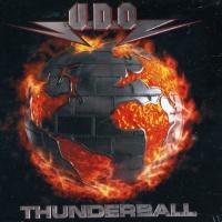 Afm Records Germany Udo - Thunderball Photo