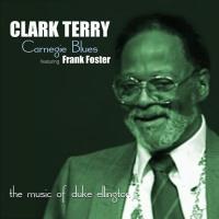 Clark Terry - Carnegie Blues Photo
