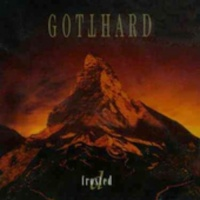 Ariola Germany Gotthard - Frosted Photo