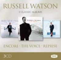 Russel Watson - Russell Watson: 3 Classic Albums Photo
