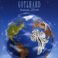 Ariola Germany Gotthard - Human Zoo Photo