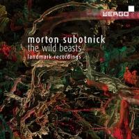 Wergo Germany M. Subotnick / Bartholemew Alan / Subotnick Martin - Wild Beasts - After the Butterfly Photo