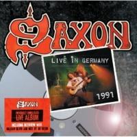 Edsel Records UK Saxon - Live In Germany 1991 Photo
