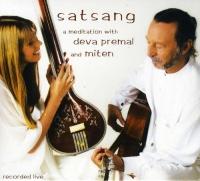 Deva Premal / Miten - Satsang: a Meditation In Song & Silence Photo