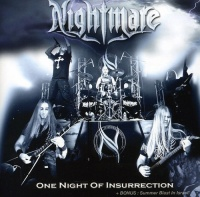 Afm Records Germany Nightmare - One Night of Insurrection Photo