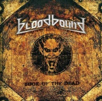Afm Records Germany Bloodbound - Book of the Dead Photo