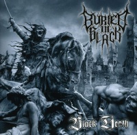 Afm Records Germany Buried In Black - Black Death Photo