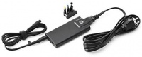 HP 65w Slim AC Adapter with USB Adapter Photo