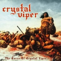 Afm Records Germany Crystal Viper - Curse of the Crystal Viper Photo