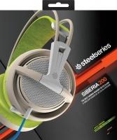 Steelseries Siberia 200 Gaming Headset - Gaia Green Photo