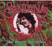 Santana - Jingo Goes to Woodstock Photo
