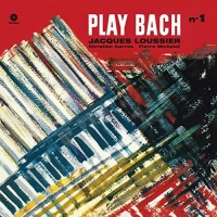 Wax Time Jacques Loussier - Play Bach Vol.1 Photo