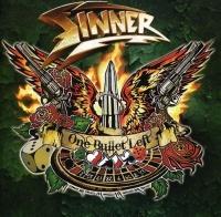Afm Records Germany Sinner - One Bullet Left Photo