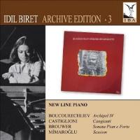 Mimaroglu / Castiglioni / Brouwer / Biret - Archive Edition 3 Photo