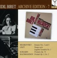 Miaskovsky / Scriabin / Rachmaninoff / Biret - Idil Biret Archive Edition 7 Photo