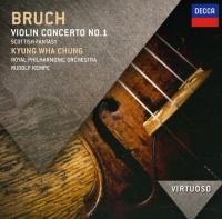 Virtuoso / Chung / Kempe / Royal Philharmonic Orch - Bruch: Violin Concerto No1 / Scottish Photo
