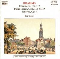 Idil Biret - Brahms: Pf Pcs Opp. 117-119 Photo