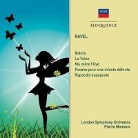 Pierre Monteux - Ravel: Ma Mere L'Oye / Bolero / La Valse / Pavane Photo