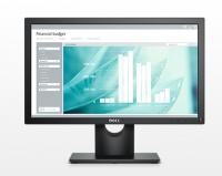 "DELL E-Series E1916H 18.5"" LED Monitor - Black LCD Monitor Photo"