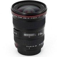 Canon EF17 - 40 mm F 4.0 L USM Zoom Lens Photo