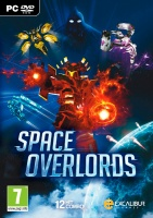 Excalibur Publishing Space Overlords PC Game Photo