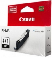 Canon CLI-471 BK EMB - Black Ink Cartridge Photo