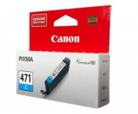 Canon CLI-471 C EMB - Cyan Ink Cartridge Photo