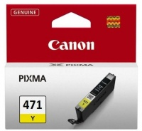 Canon CLI-471 Y EMB - Yellow Ink Cartridge Photo