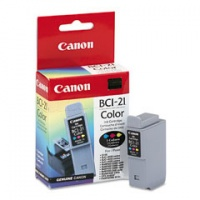 Canon BCi-21C Colour Ink Cartridge Photo