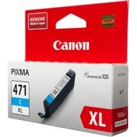 Canon CLI-471XL C EMB - Cyan Ink Cartridge Photo