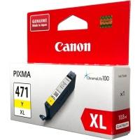 Canon CLI-471XL Y EMB - Yellow Ink Cartridge Photo