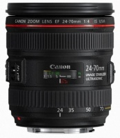 Canon EF Lens 24-70 f4L IS USM Photo