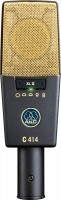 AKG C414 XL 2 Reference Multi-Pattern Condenser Microphone Photo