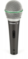 Samson Q6 Dynamic Handheld Microphone Photo
