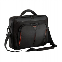 """Targus Classic 14.3"""" Clamshell Case - Black & Red Photo"""