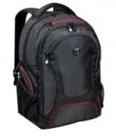 "Port Designs Courchevel Backpack 17.3"" - Black Photo"