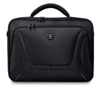 """Port Designs Courchevel Clamshell 15.6"""" Laptop Bag - Black Photo"""