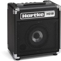 "Hartke HD15 15 watt 6.5"" Hydrive Bass Guitar Amplifier Combo Photo"