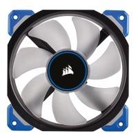 Corsair Air ML120 Pro Computer case Fan - Black/Blue Photo